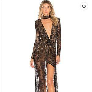 Majorelle X Revolve dress